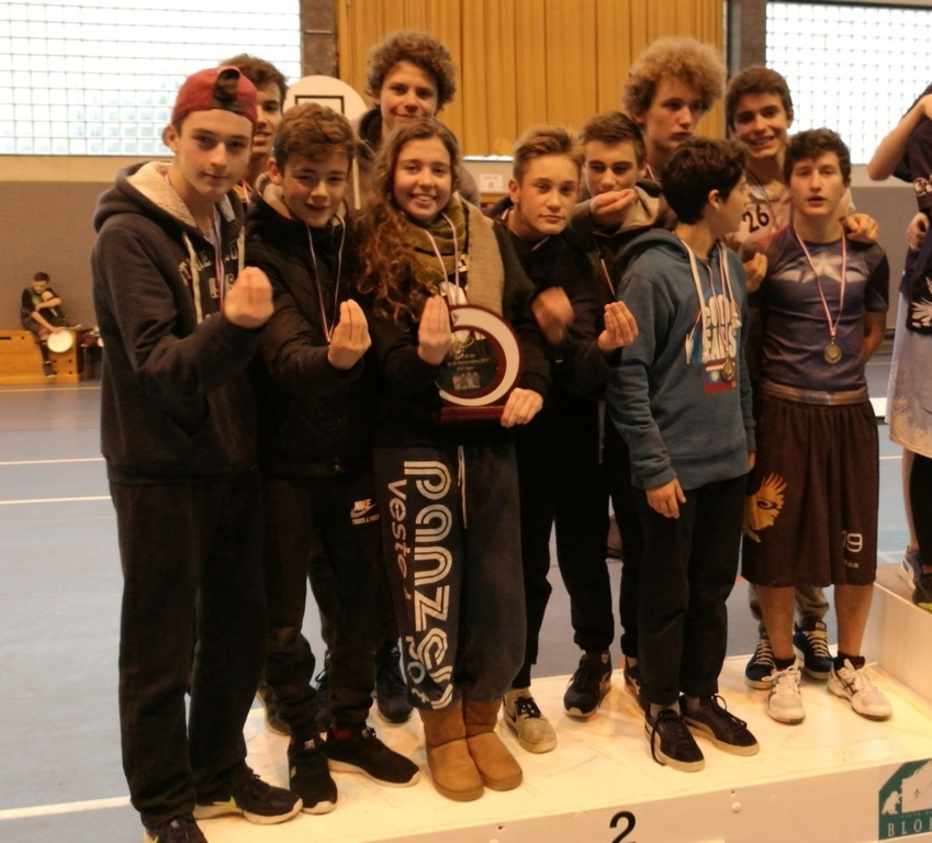 Coupe de France Indoor Junior (Blois)